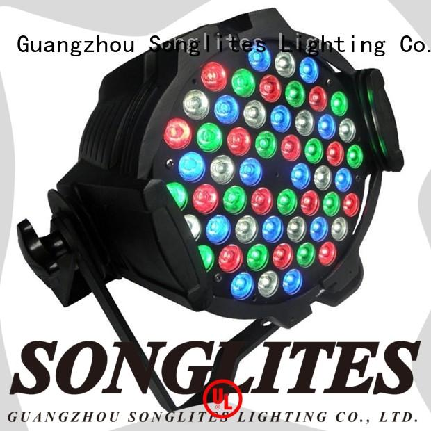 Songlites high quality indoor garden lights low noise for weddings