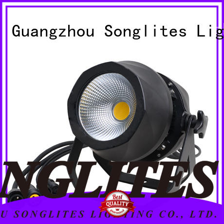 Electronic white led par can outdoor sound control for live performances