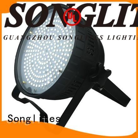 Songlites strobe light warning supplier for DJs