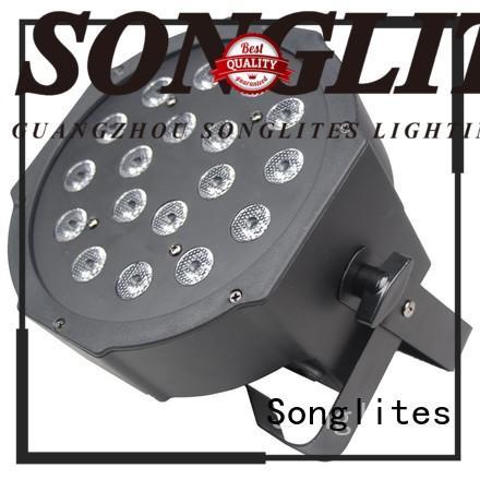 light par 54 led par light indoor rgbw Songlites company