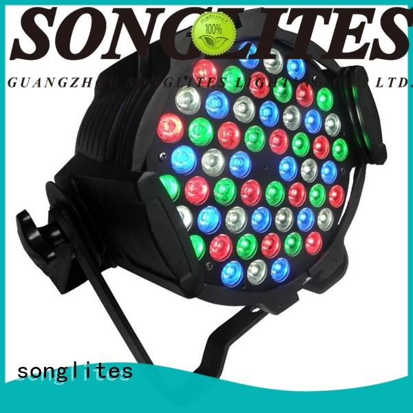 Songlites can indoor lighting ideas rainbow effect for theaters