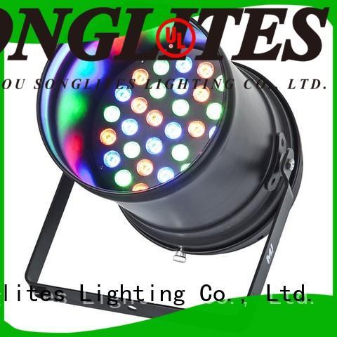 stable 54 led par light par no flicker for exhibition show