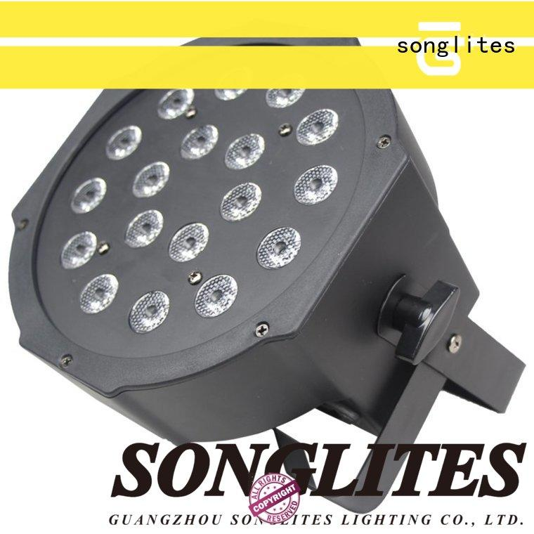 Songlites can par38 led globe supplier for party