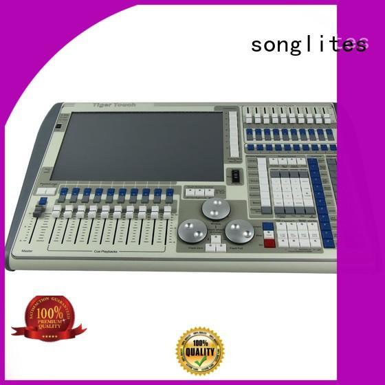 mine Custom controller led controller dmx Songlites dmx512
