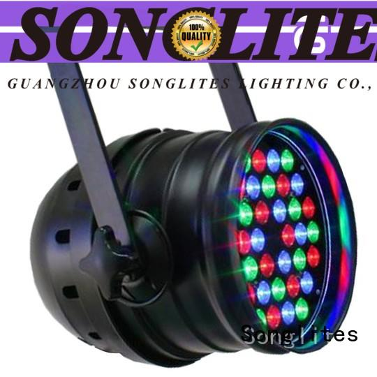 Songlites professional par38 led outdoor wholesale for theater
