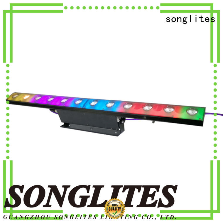 Songlites cree professional led lights orientable for clubs