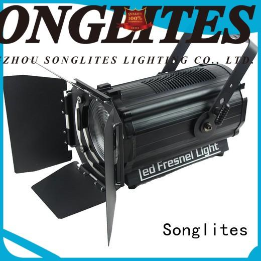 Songlites professional used led stage lights for sale Low noise for shop windows