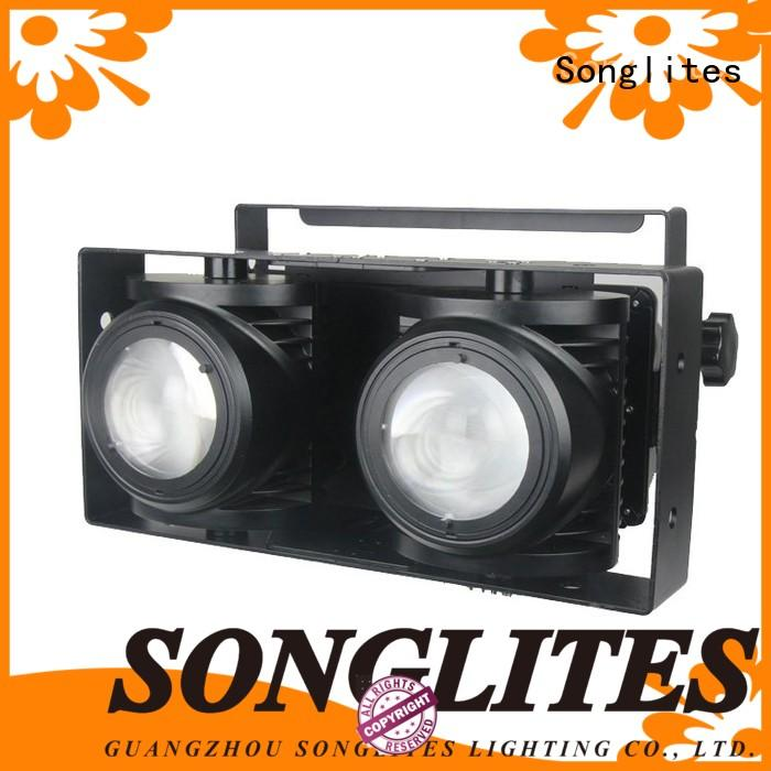 Songlites Electronic white led par can on sale for live performances