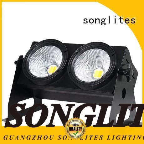 Songlites whitewarm knog blinder 1 front light voice control for band