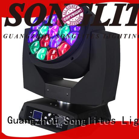Songlites Professional spot beam led light bar disco light for concerts