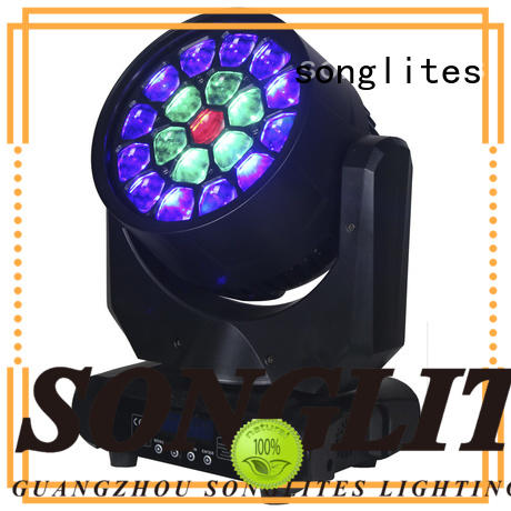 Songlites football moving light beam with discount for concerts