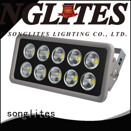 Songlites colorful outdoor led wall washer onlion for entertainment plaza