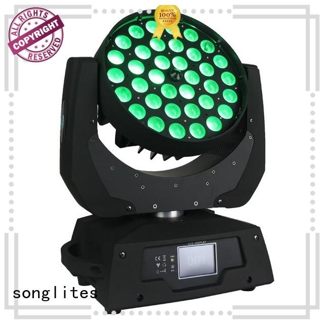 Songlites High Bright moving heads for sale wash for dance halls