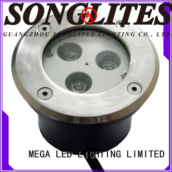 1w9pcs underground lights energy saving for parks Songlites