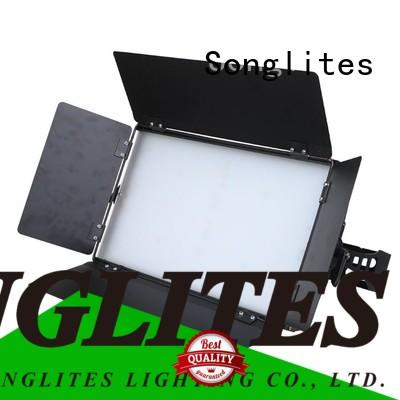 Songlites studio led panel light supplier manufacturer for multi-purpose halls