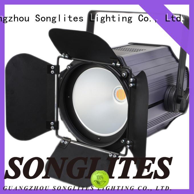 Songlites durable mini par can supplier for exhibition centers