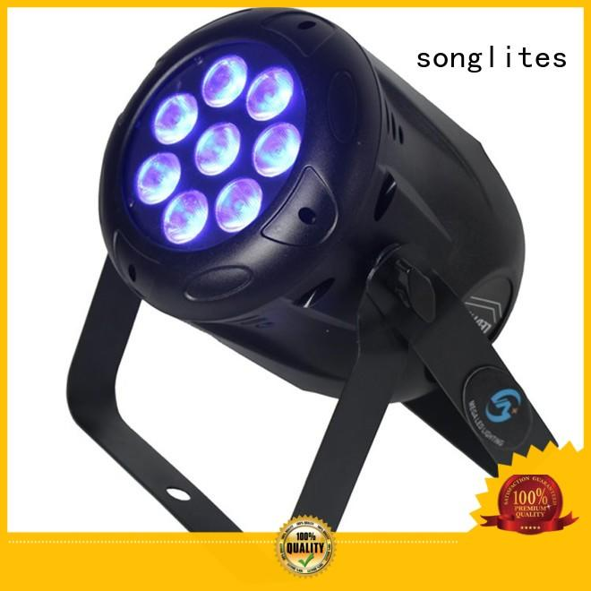 indoor par par led Songlites manufacture