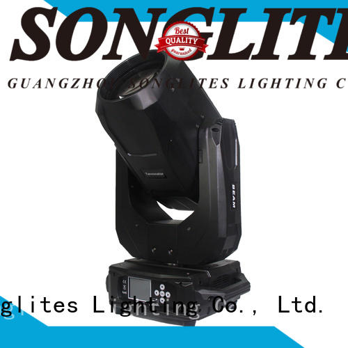 attractive led moving head beam light super orientable for bars