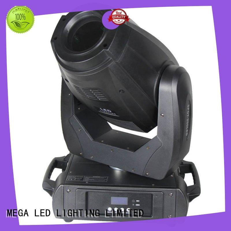 Songlites automatic led moving head energy saving for band