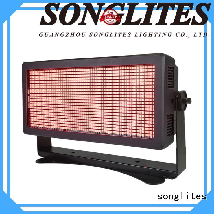 Songlites led strobe lights supplier for clubs
