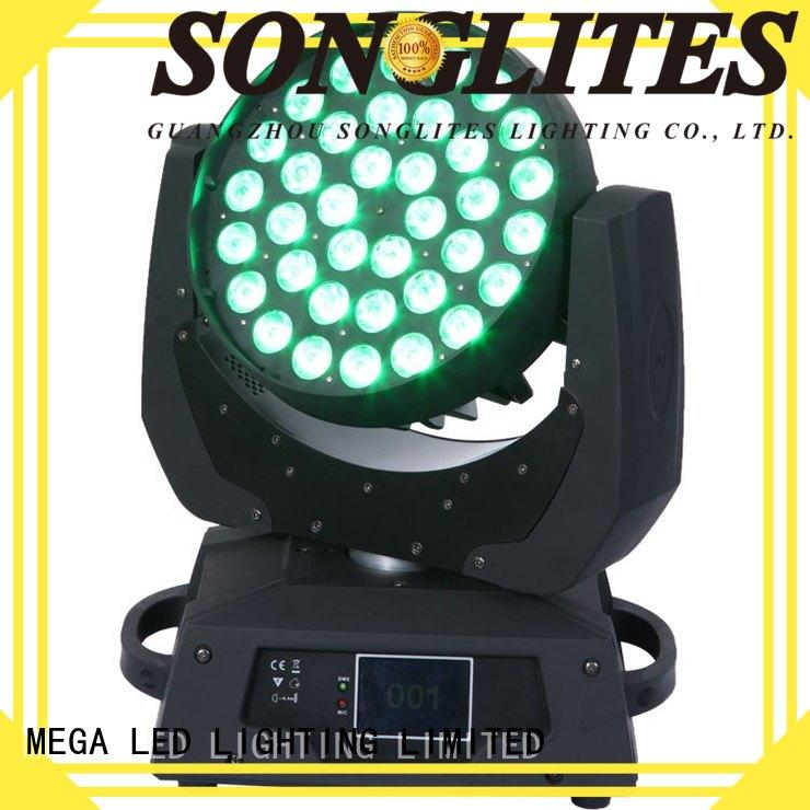 stage lighting design in1 Songlites Brand moving stage lights