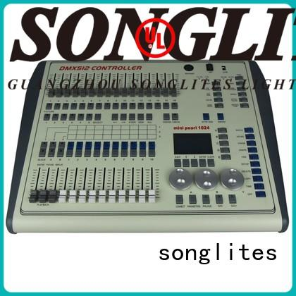 Songlites controller controller dmx energy saving for bar