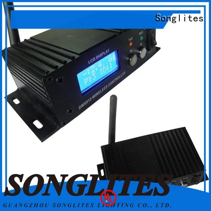 Songlites convenient dmx wireless stick energy saving for band