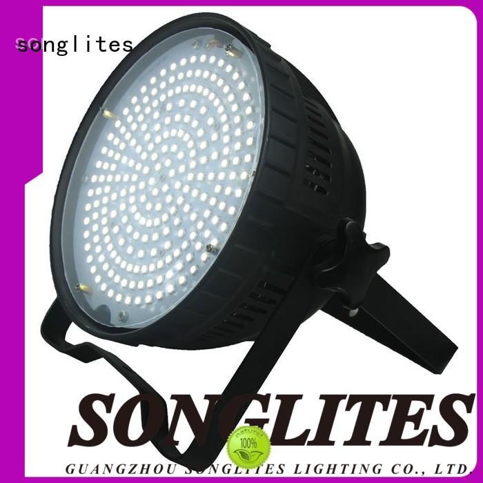 Songlites led strobe lights auto-mode for DJs