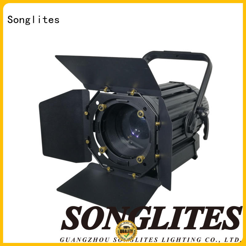 Songlites led used fresnel lights wholesale for museums
