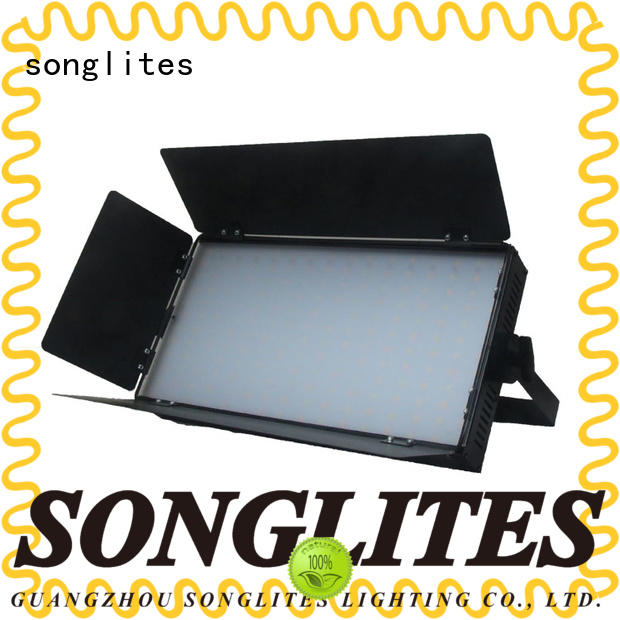 Songlites 48pcs led panel light 9w orientable for film and television for photography