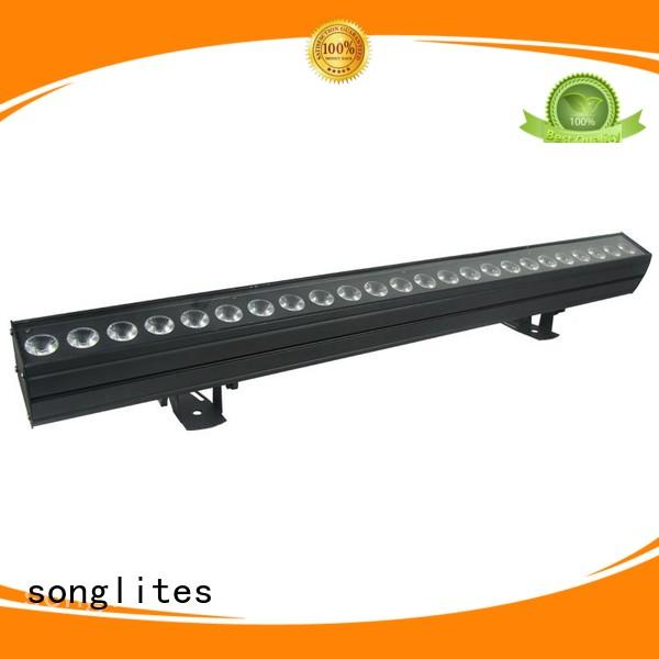 Hot linear led wall washer 252pcs Songlites Brand