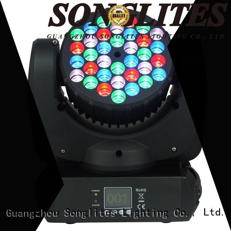 Songlites Plastic inno beam led high quality for bars