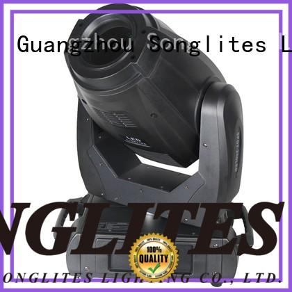 Songlites fast led moving head directly price for theater