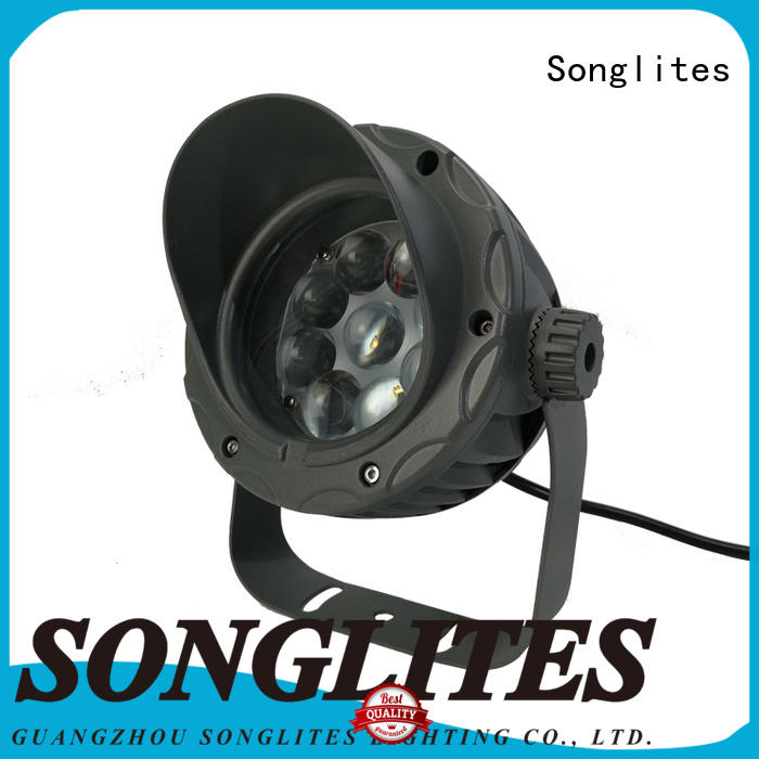 adjustable outdoor front door light fixtures Low noise for theme park
