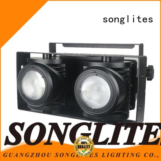 can par can 64 led lights sound control for TV studios Songlites