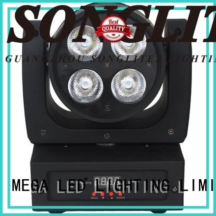 Songlites perfect effects spot beam light 15pcs for concerts