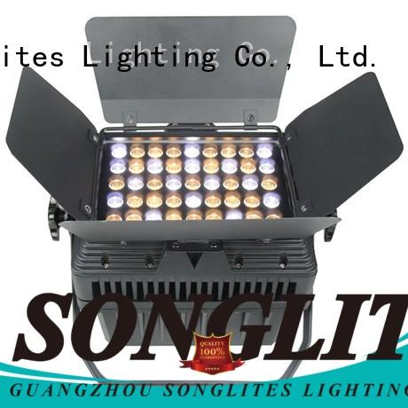 Songlites waterproof outdoor led garden lights for sale for entertainment plaza