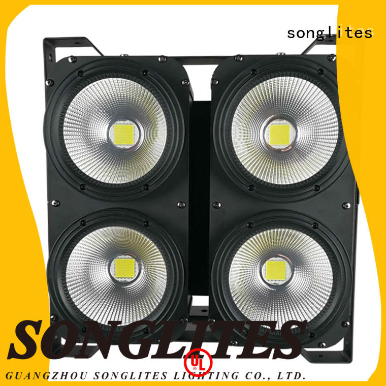 Songlites high brightness knog blinder front light energy saving for ballroom