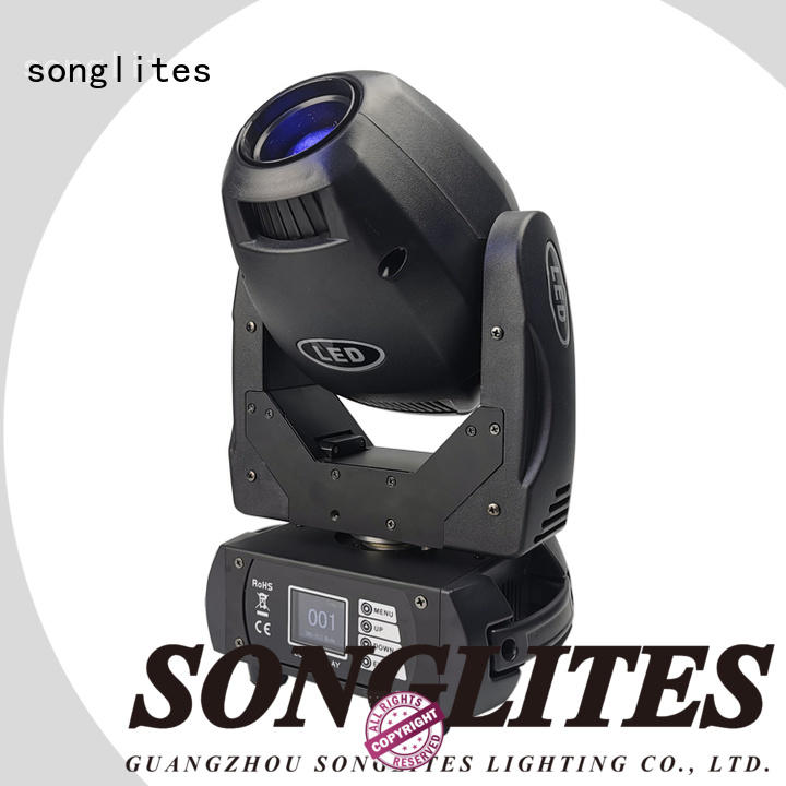 Songlites mini moving lights for sale energy saving for band