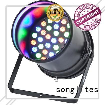 Songlites Brand light indoor 54 led par light led factory