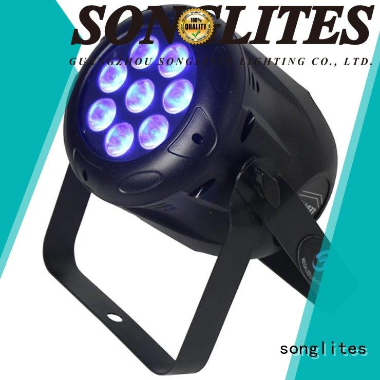 Songlites 810w led rgb stage lighting supplier for church
