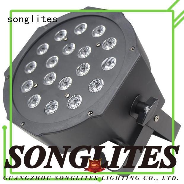 adjustable 54 led par light rgbw wholesale for KTV