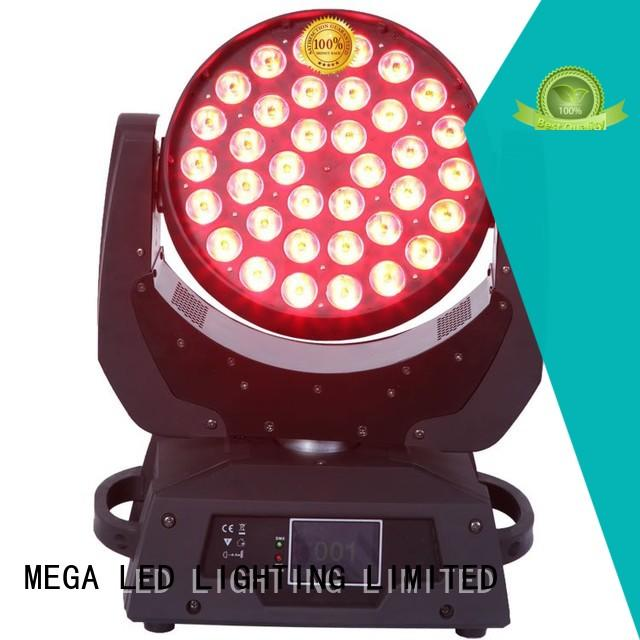 stage lighting design mini 15w moving stage lights 3w108pcs company