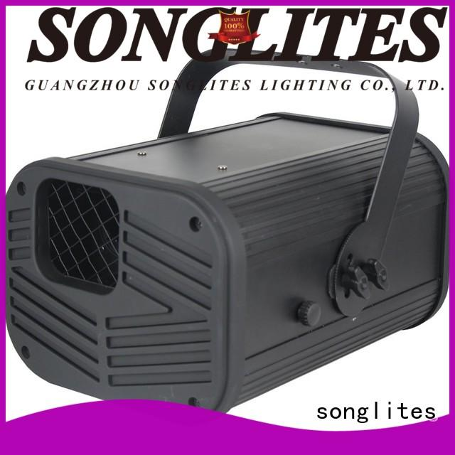 Songlites scanner laser stage lighting outdoor energy saving for theater