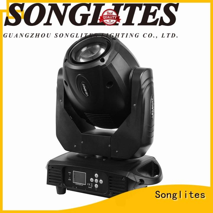 Songlites 300w spot led lamp manufacturer for wedding