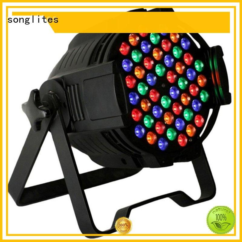 Songlites adjustable par38 globe led for KTV