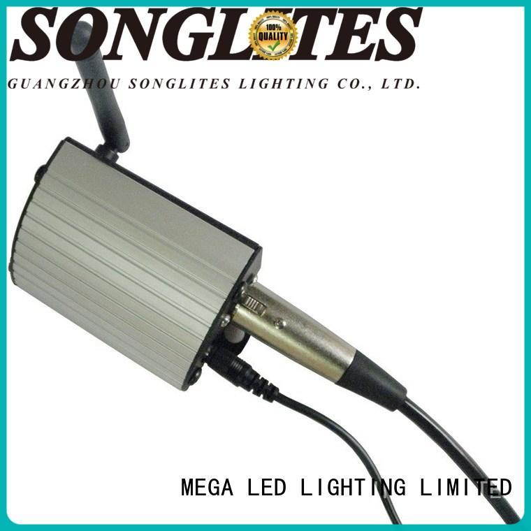 light board wireless dmx transceiver Songlites Brand