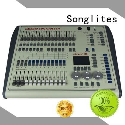 Quality Songlites Brand wireless controller dmx