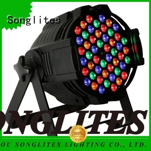 Songlites Brand 10w 3w can custom par led