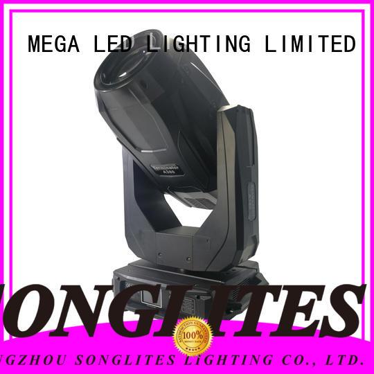 Songlites 280w best led stage lights manufacturer for performances